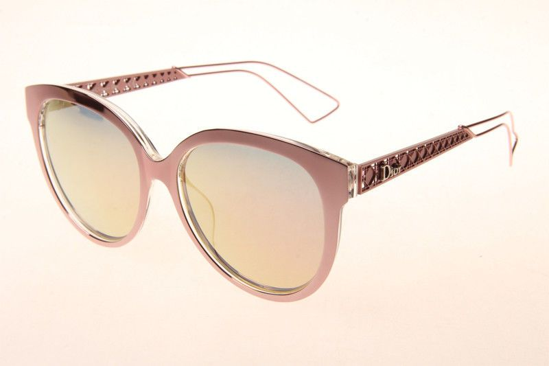 7838b16f47 Christian Dior DIORAMA Pink Gold Pink Mirror Sunglasses  ChristianDior   CatEye - Sale! Up to 75% OFF! Shop at Stylizio for women s and men s  designer ...