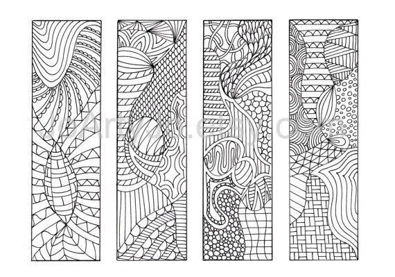 printable footprints bookmark to colour in - Google Search ...