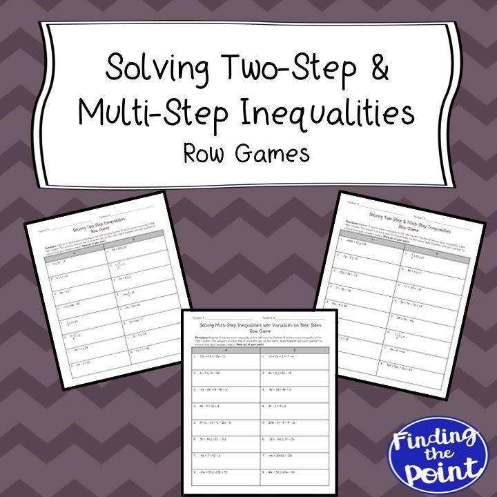 how to solve system of inequalities step by step