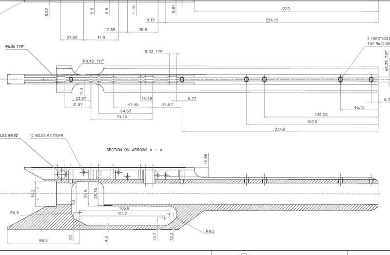 Pin on big bore Dart Gun Schematics on