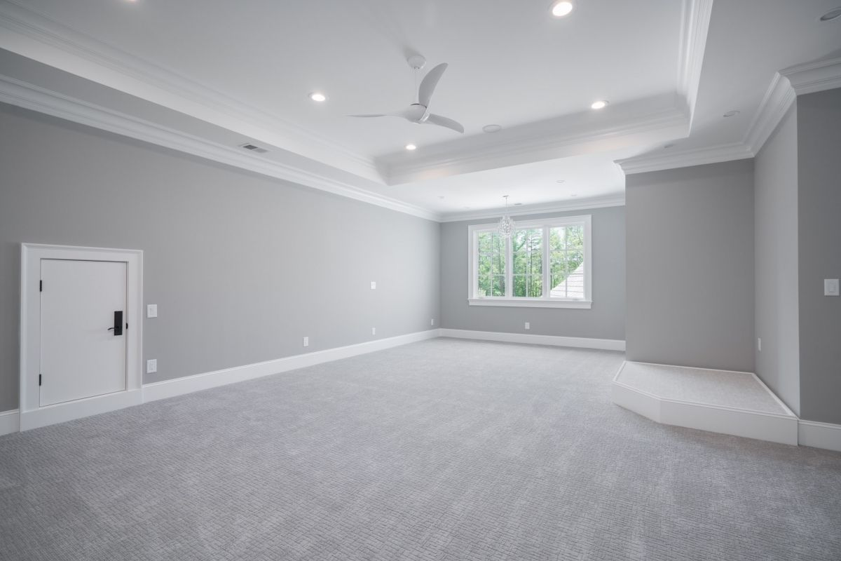 A Great Play Room Bonus Room Above The Garage Complete With