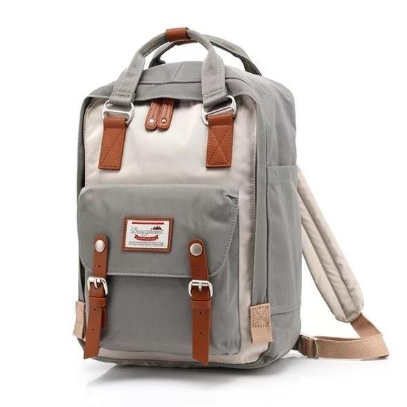 The Trending Original Doughnut Grey Backpack - High Street Whistles bdd1a8431e
