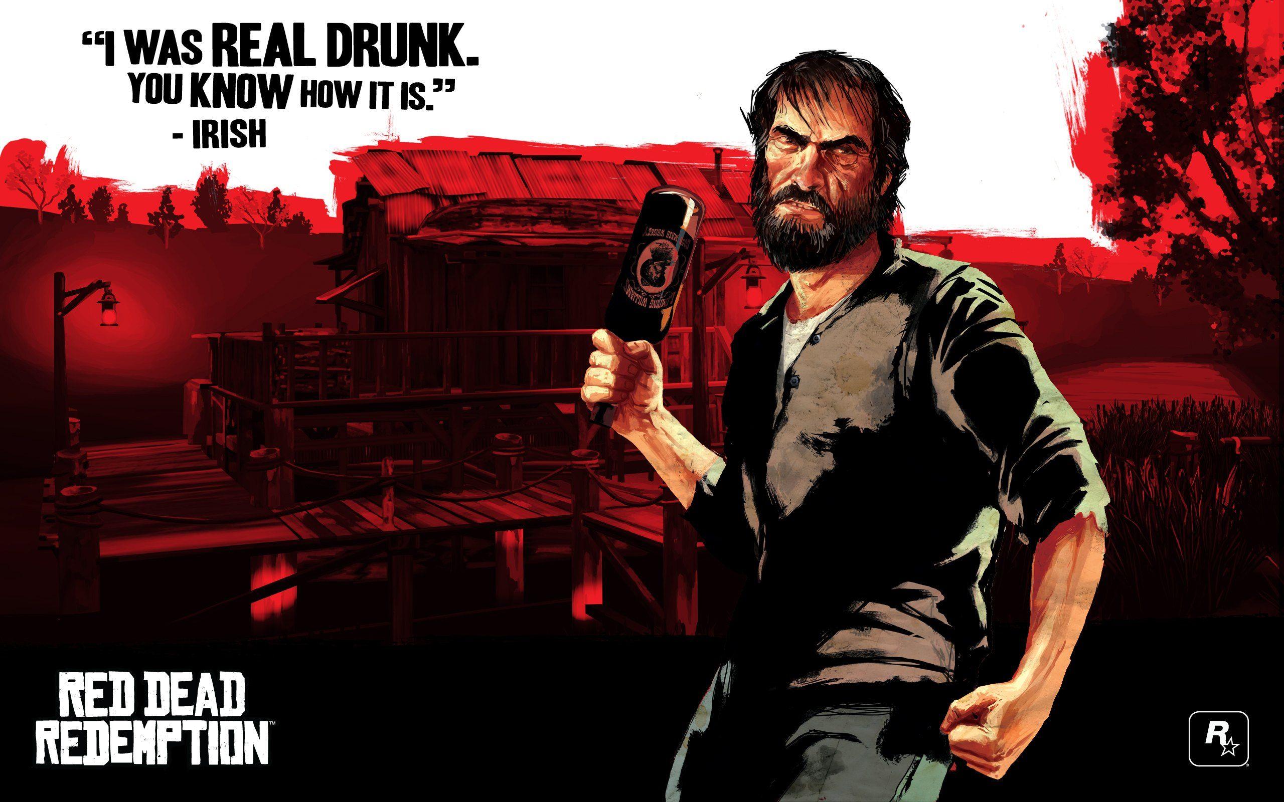 Red Dead Redemption, Irish