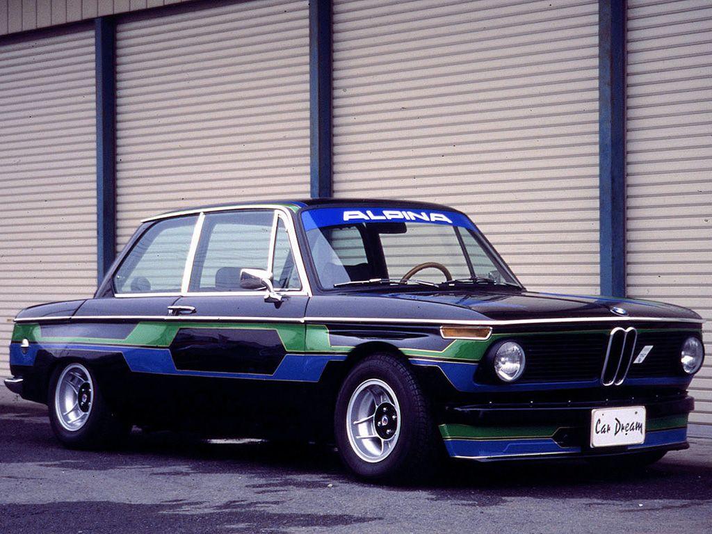 Alpina Vintage Cars Pinterest BMW Bmw And Cars - Bmw 2002 series