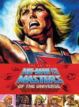 The Art of He-Man and the Masters of the Universe HC :: Profile :: Dark Horse Comics