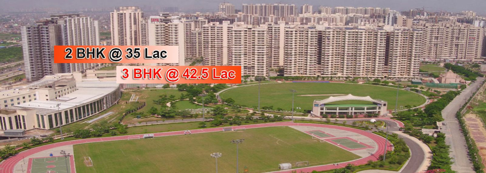 Gaur City 2 Noida Extension Offers A Grand Way Of Posh Living In 2020 Commercial Complex Site Plan Noida