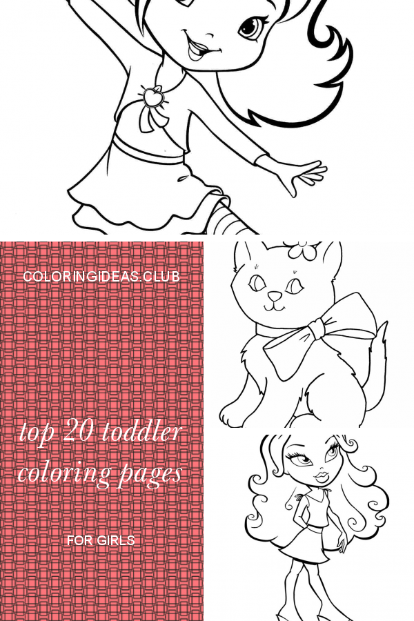 Pin On Coloring Pages For Toddlers