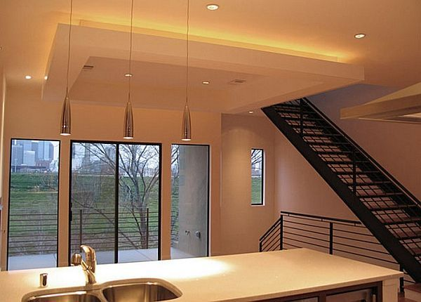 Lighting For Ceilings: Artificial Lighting: How to Know What Works Where,Lighting