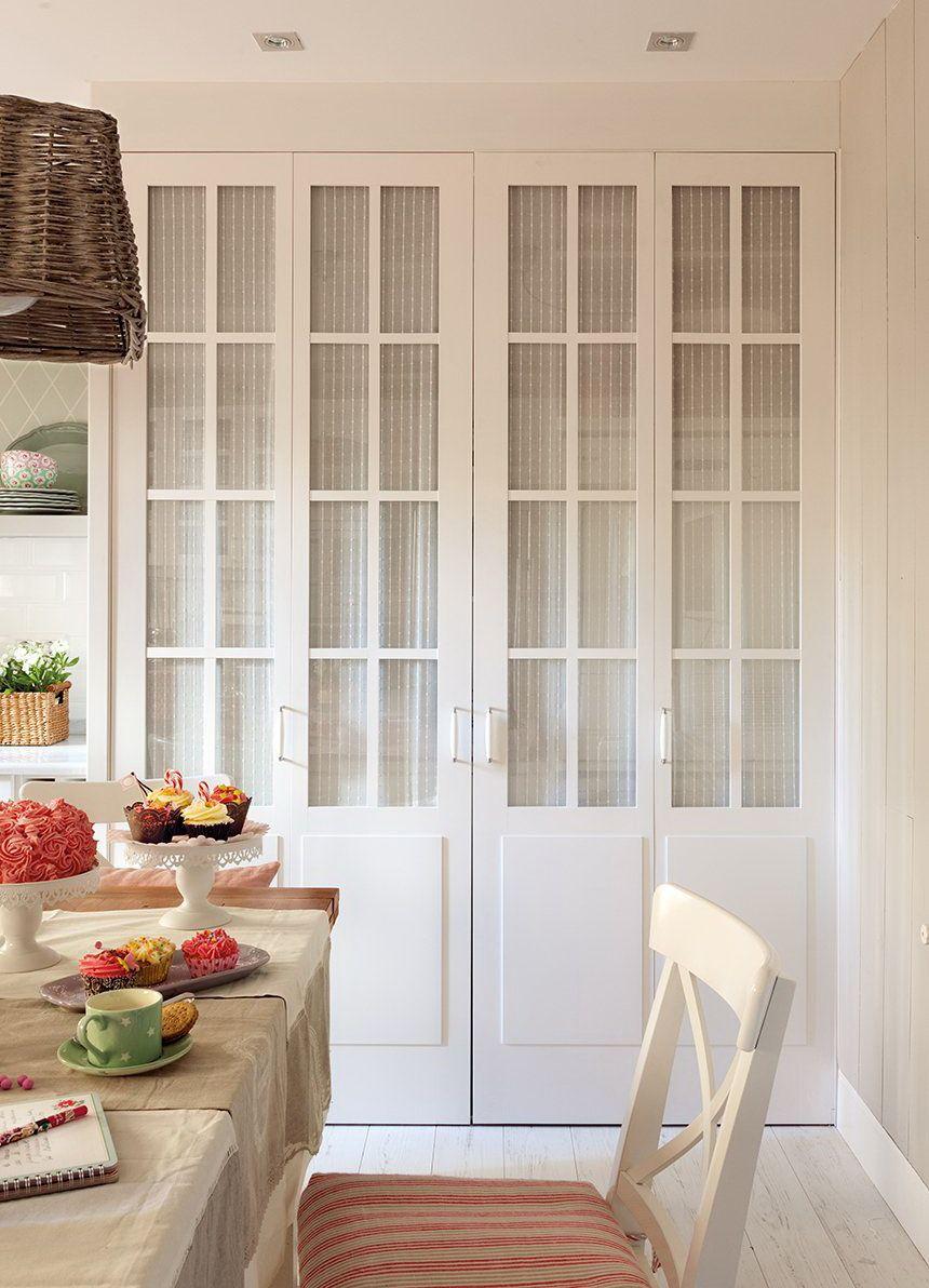 El Mueble Una Casa De Papel Y Tela 5 Cocinas Pinterest Tela  ~ Puertas De Armarios De Cocina Baratas