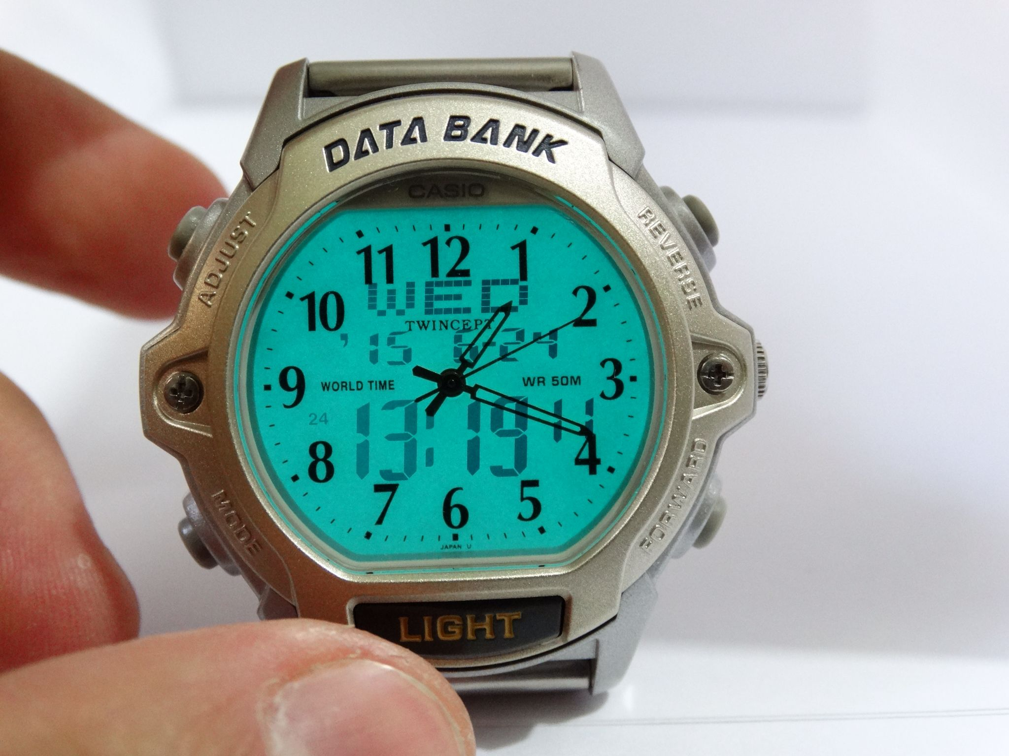 Abx Casio Databank In 24 Twincept Watch 30Clockwork 2019 0N8yOvnwm