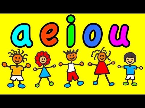 Las Mejores Canciones De Las Vocales A E I O U Videos Infantile Videos Infantiles Educativos Letras De Canciones Infantiles Canciones Infantiles Preescolar