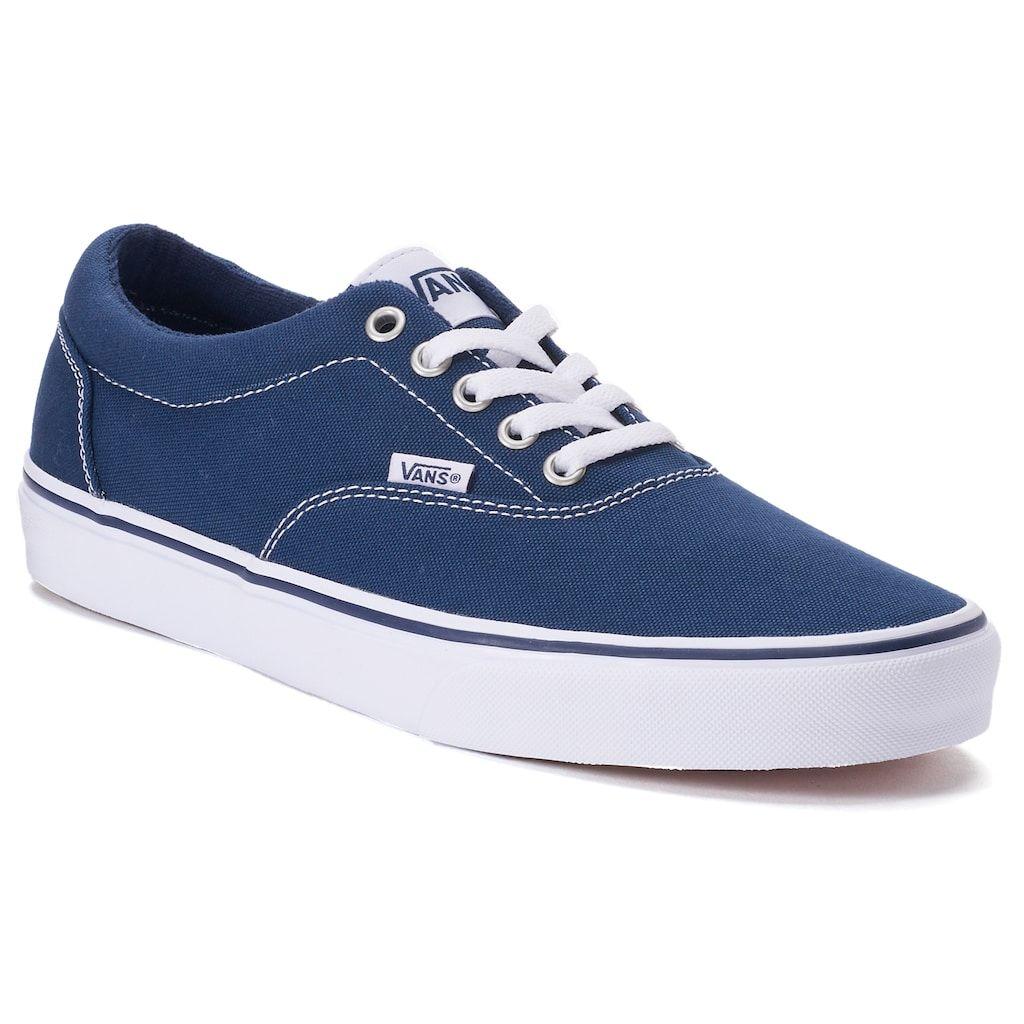 Mens skate shoes, Vans