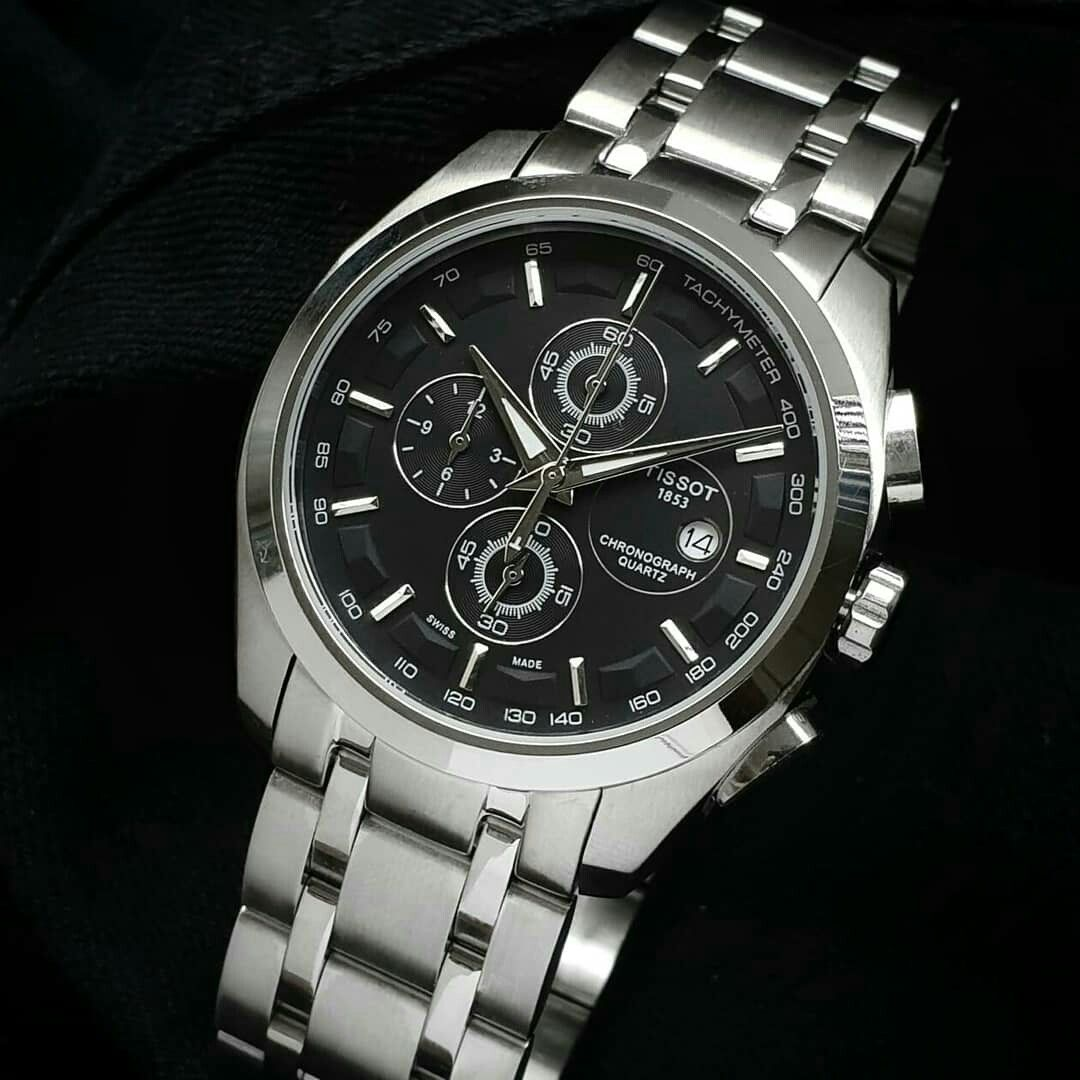 Tissot Watch collection, Stainless steel chain, Japanese