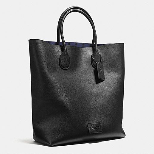 09e67e4377f0 UNLINED MERCER TOTE IN PEBBLE LEATHER | Coach | Resort 2015 ...