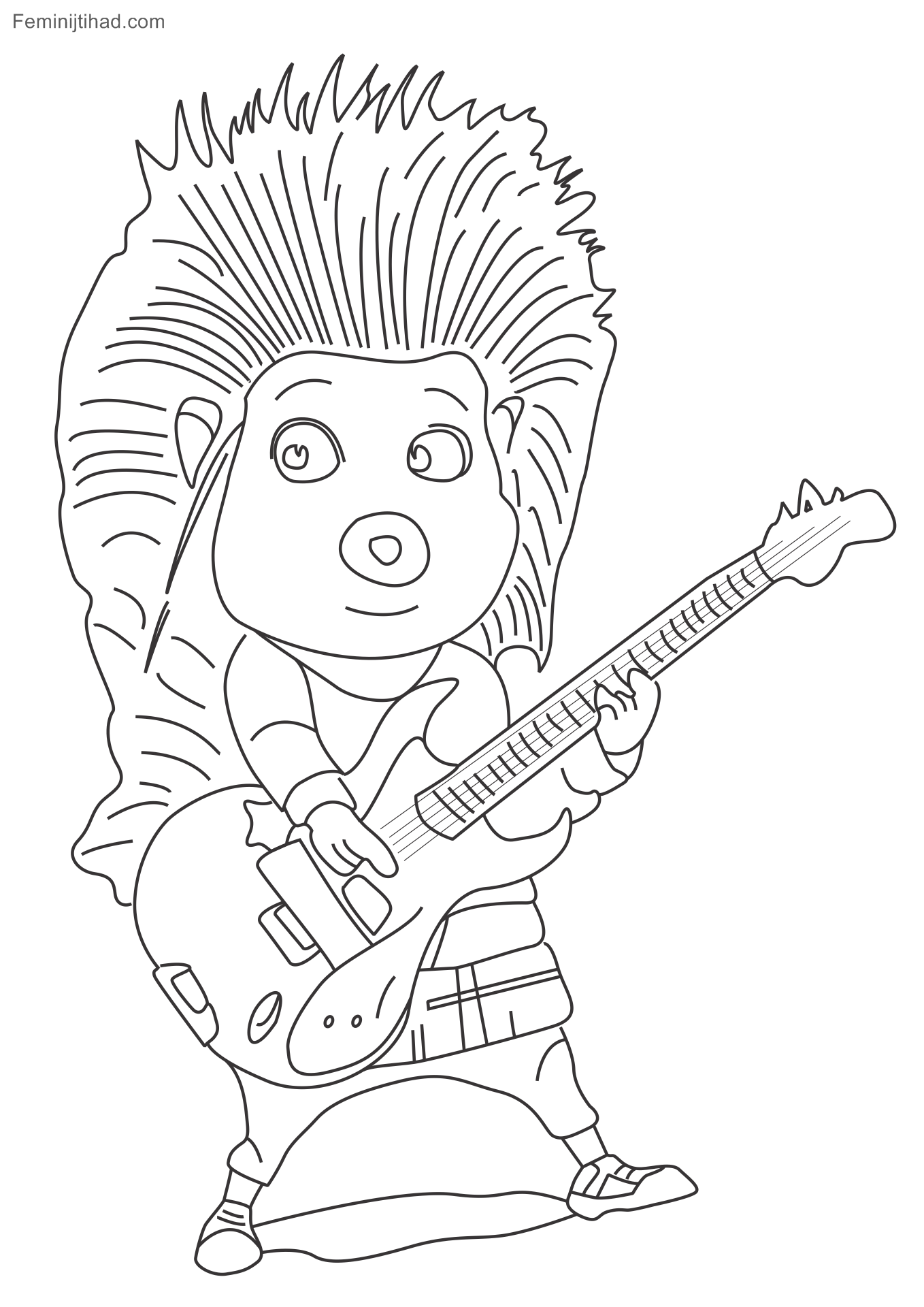 Sing Movie Coloring Pages Free Coloring Pages For Kids Sing Movie Hello Kitty Colouring Pages Cartoon Coloring Pages