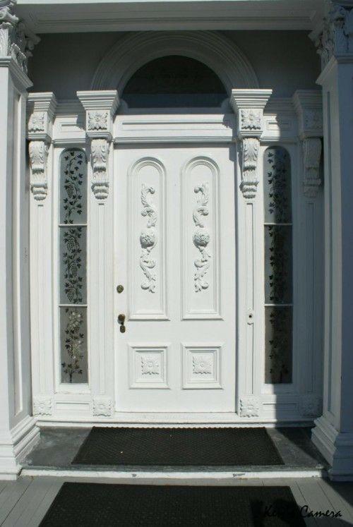 12 Coole Design Ideen Für Attraktive Haustüren   #Dekoration