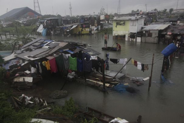 Pics: Philippines hit by major flooding and landslide · TheJournal.ie