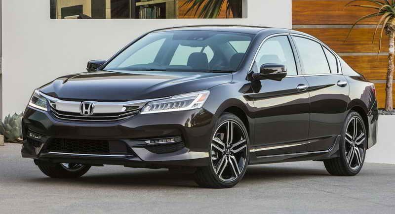 Honda Accord Awd 2016