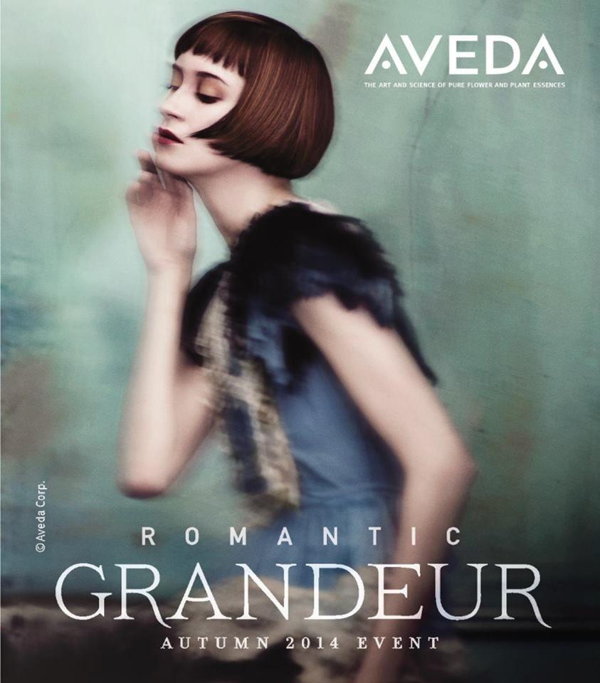 Romantic Grandeur Collection | Aveda autumn/winter 2014 ...
