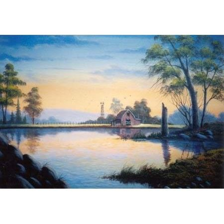 Acrylic painting for beginners step by step home 8801 for Acrylic painting for beginners step by step