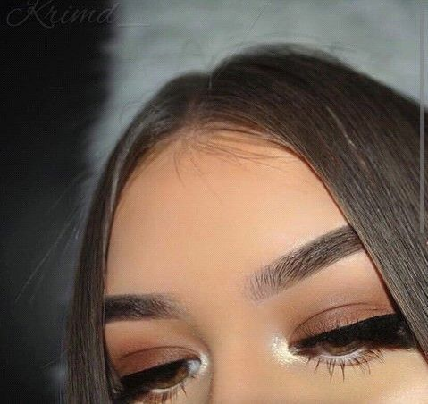 makeup for brown eyes tutorial Pinterest : Andreadinj        Pinterest : Andreadinj