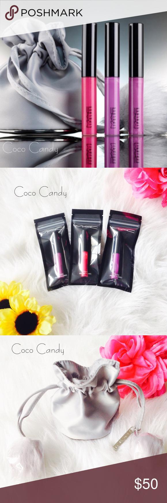 MAC Cosmetics Gift Set Boutique | Cosmetic gift set, Mac ...