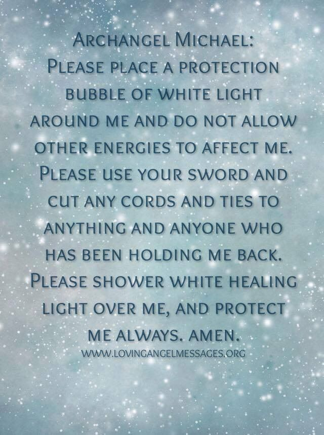 Archangel Michael prayer.                                                       …