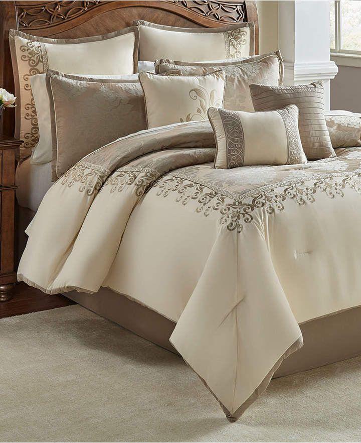 Riverbrook Home Hillcrest 9 Pc Queen Comforter Set