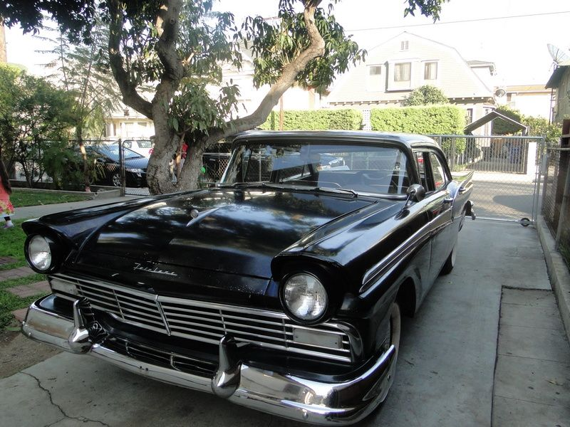 1957 Ford Fairlane 500 For Sale in Los Angeles, California | Old ...