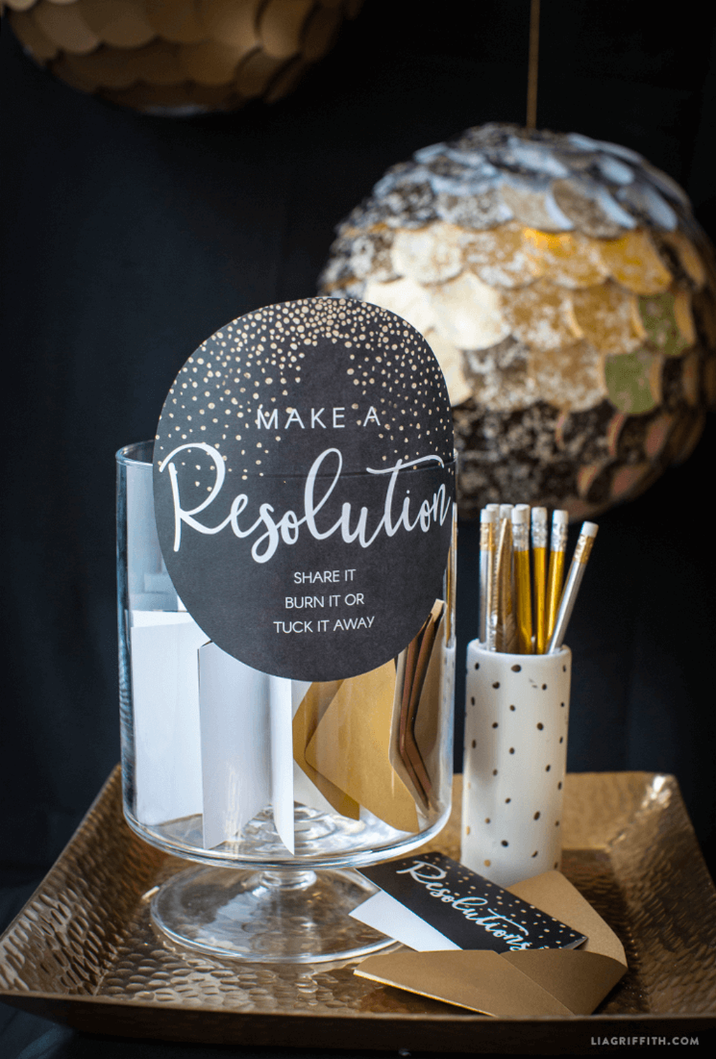 20+ Fabulous New Years Eve Party Decoration Ideas New