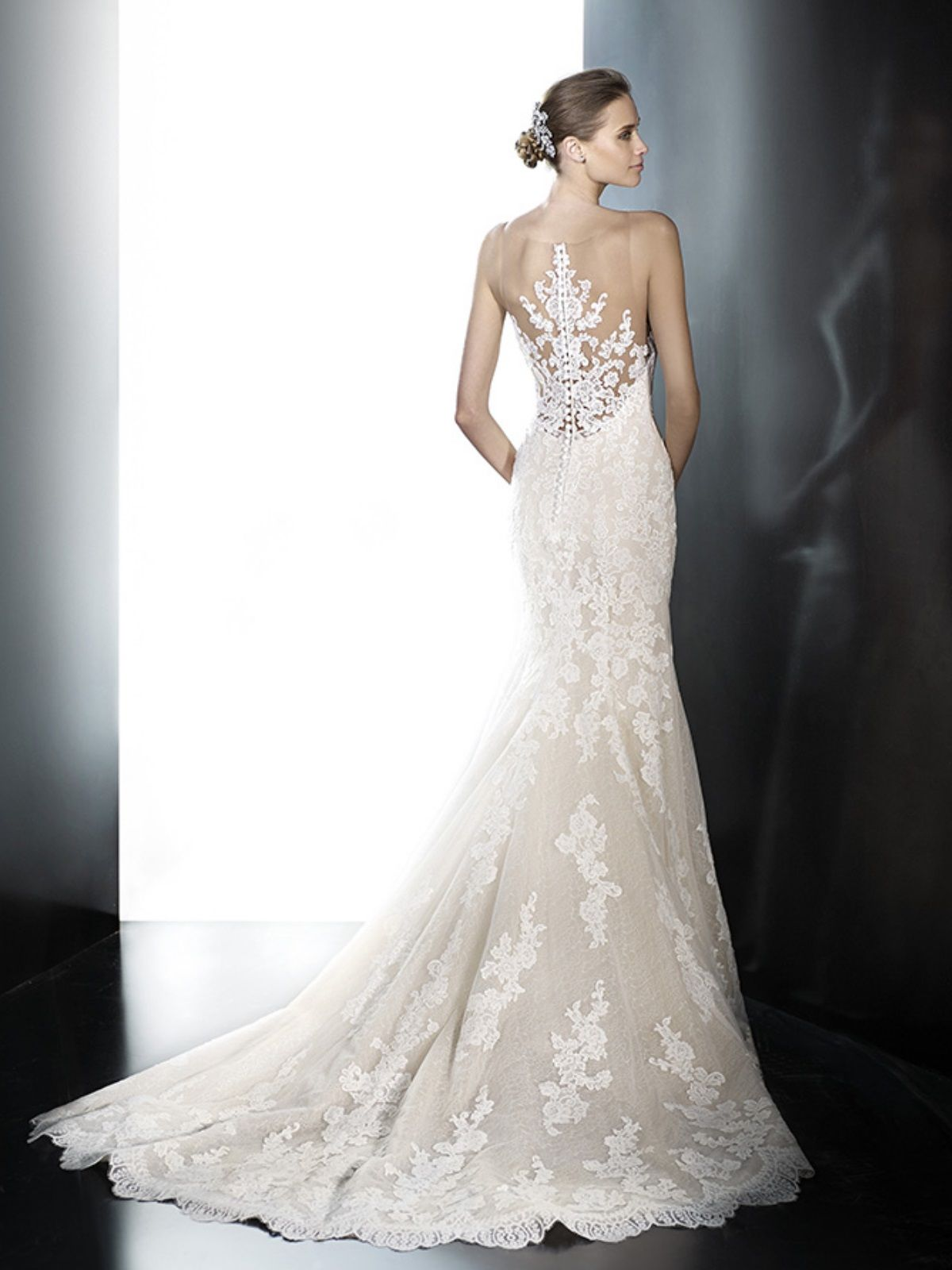 Trourok deur Pronovias - Placia - just bought this dress on the ...