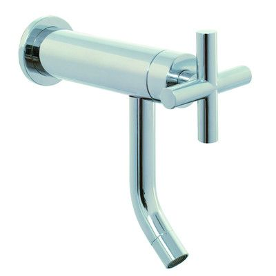 Fima by Nameeks Maxima Wall Mounted Bathroom Sink Faucet with Single ...
