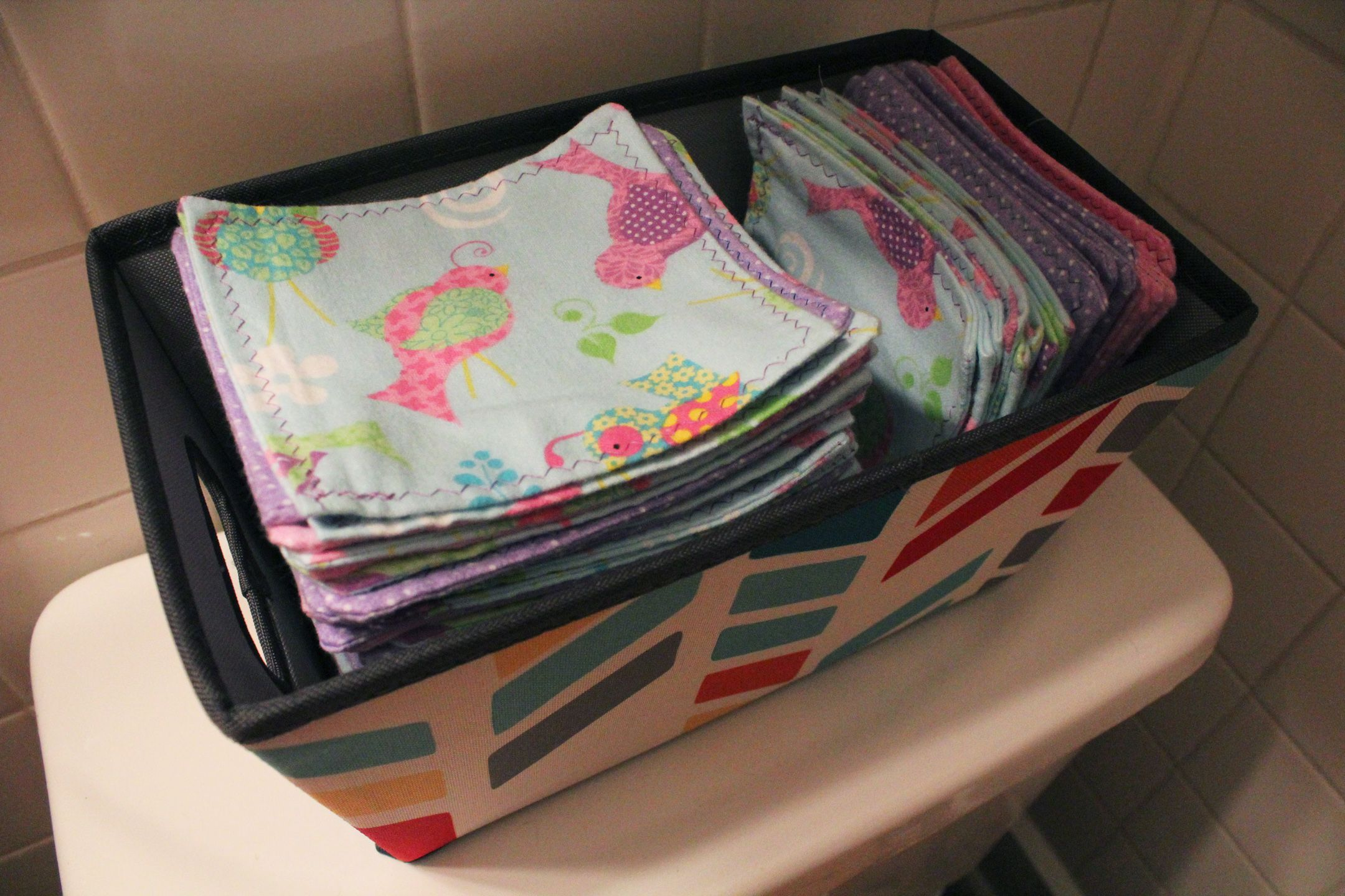 Switching to Family Cloth (i.e. cloth toilet paper) | Prepper ...