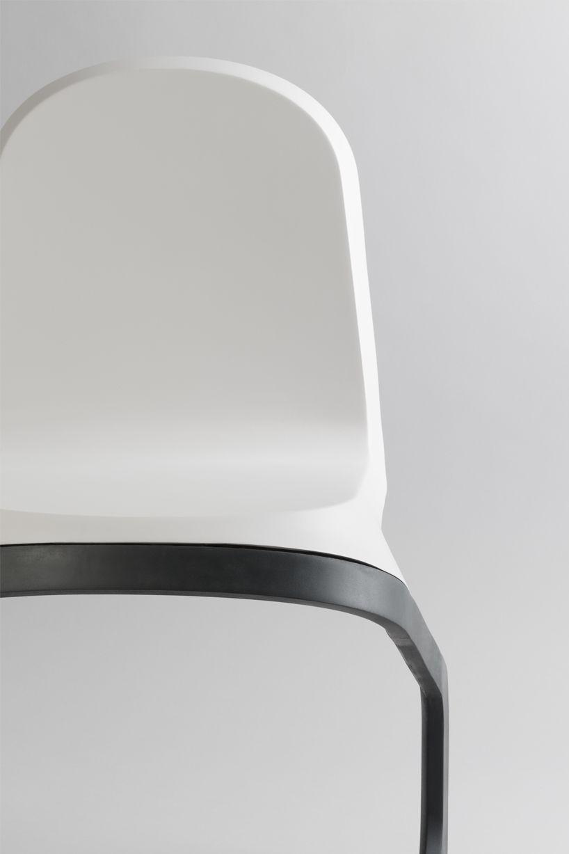 Frederic Ratsch For Dupont Chaise Cantilever Mobilier Design Design Industriel