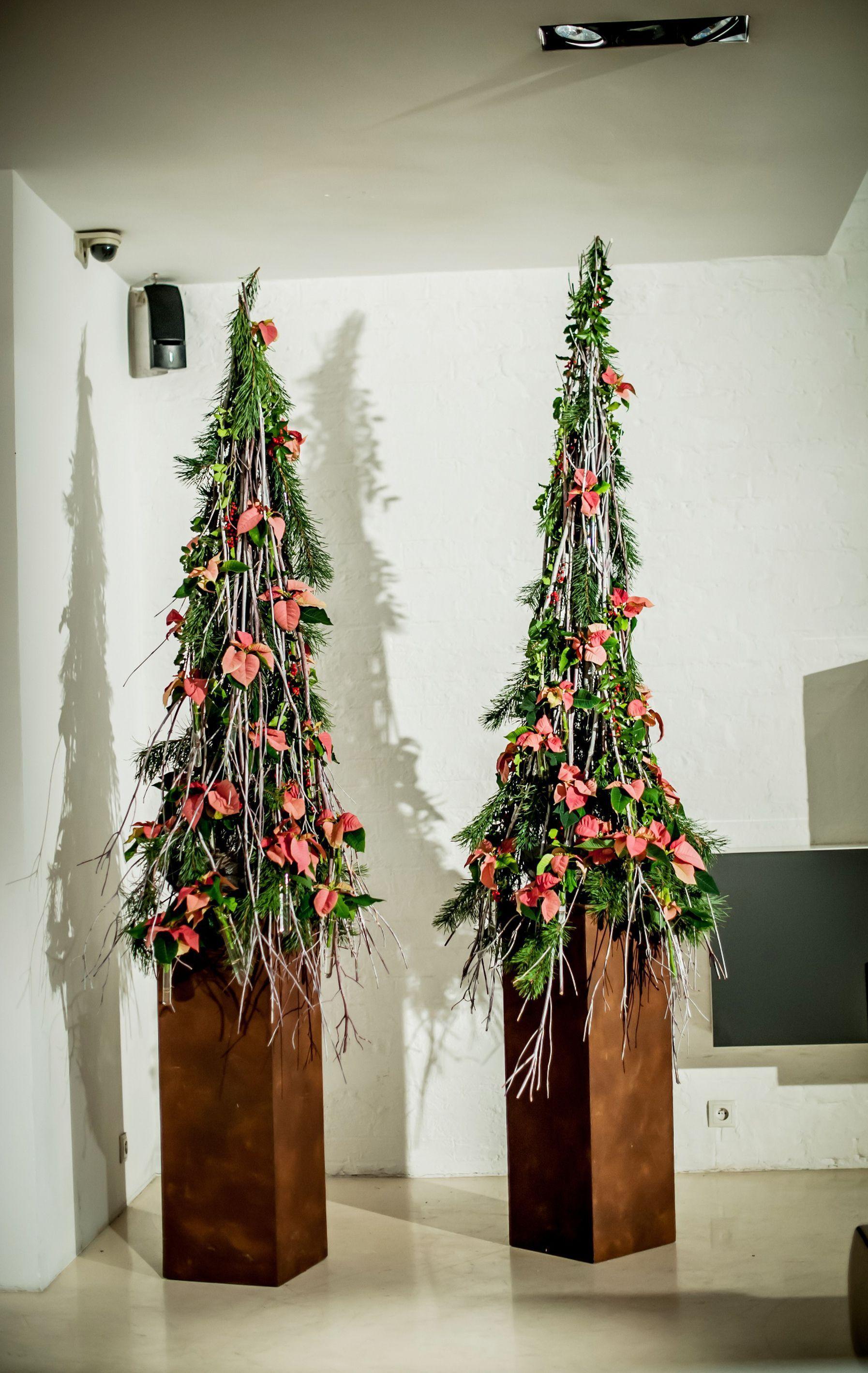 Christmas Decoration In Vintage Style Hogarmania Decoracion