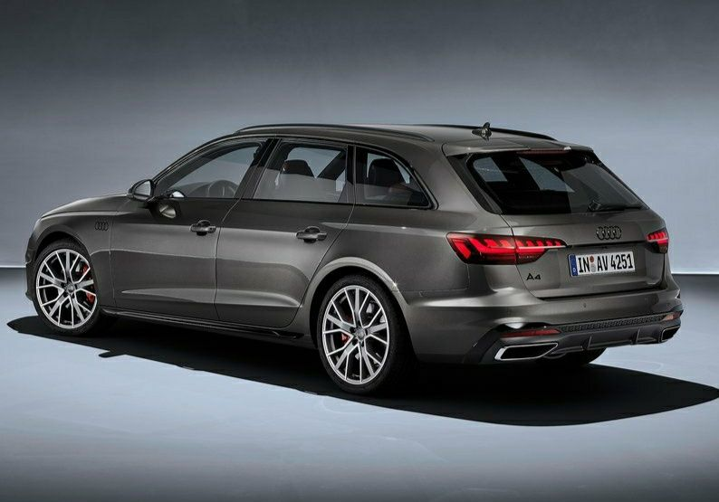 2020 Audi A4 Avant Audi A4 Audi