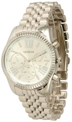 http://interiordemocrats.org/geneva-roman-numeral-chronograph-metal-link-watchsilver-p-6437.html
