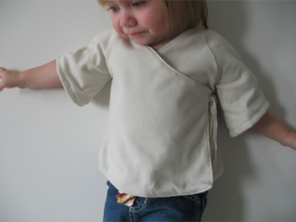 Sweet Wrap Top, could be good for winter