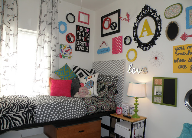 How To Decorate A Dorm With Thrift Shop Finds College Dorm Dorm