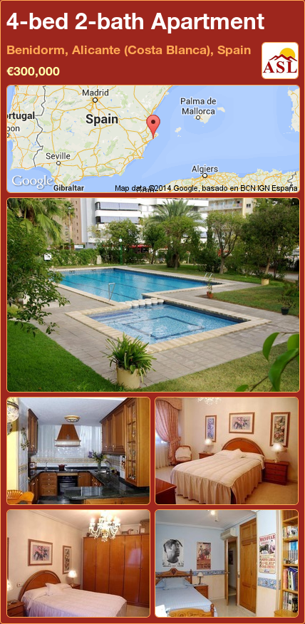 35 Best Apartments for sale benidorm alicante spain for Remodeling Ideas