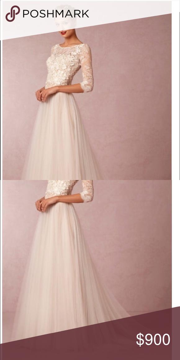 Anthropology Wedding Dress Anthropologie Clothing Dresses Anthropologie Wedding Dress Wedding Dress Trends