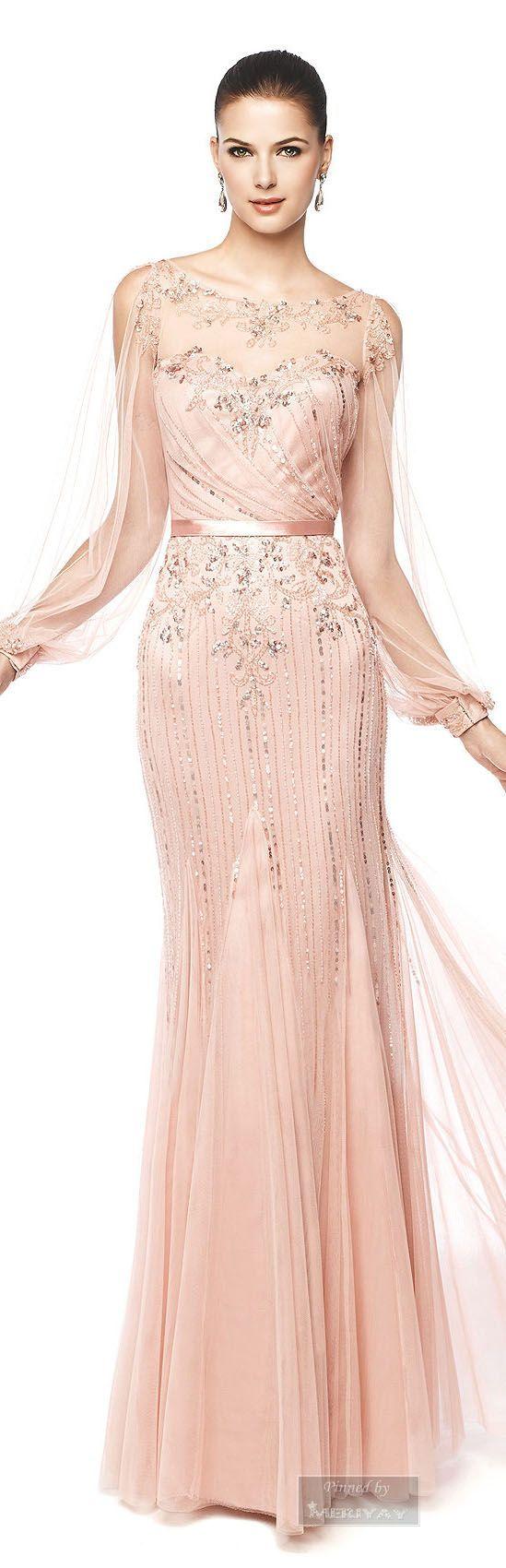 Atemberaubend! Ballrobe in Rose (Farbpassnummer 17) Kerstin Tomancok ...