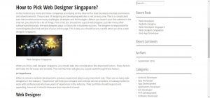 Web Design Singapore Was Awarded Many Awards Because Of The Tremendously High Quality Work We Produce For Our Cu Web Design Web Development Website Development