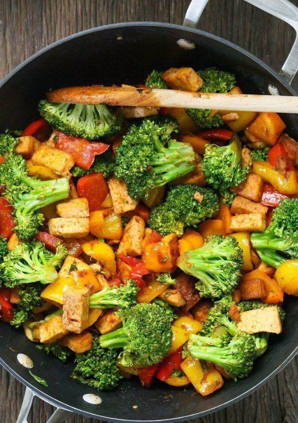 Вегетарианская диета рецепты