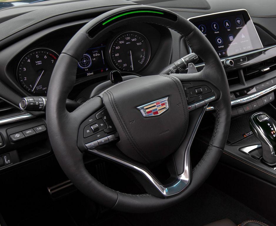 Pin di Cadillac