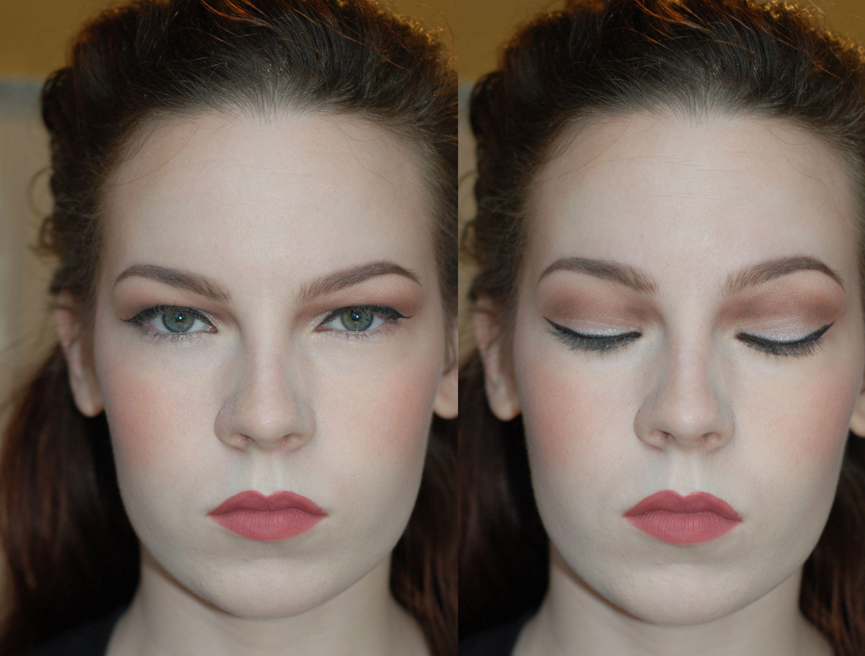 Hooded Eye Tips Eye makeup images, Eyeshadow for hooded