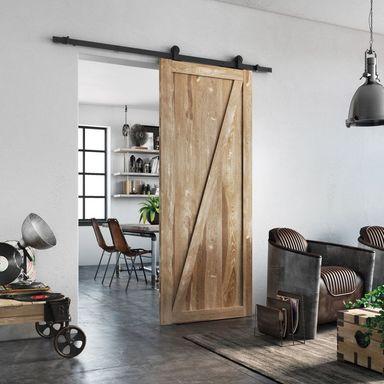 System Do Drzwi Przesuwnych Indus Czarny Artens In 2020 Roommate Decor House Styles Home Decor