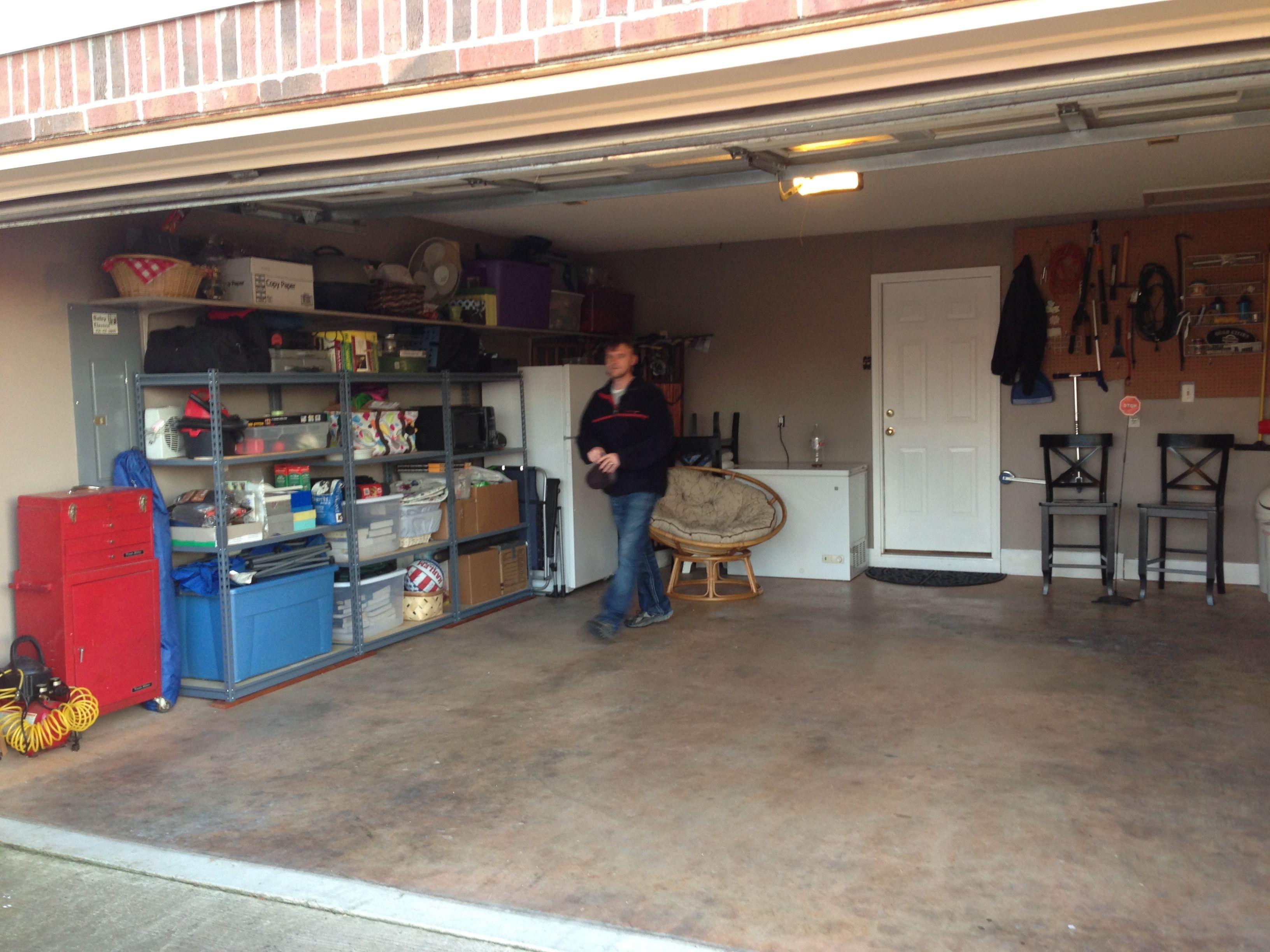 interior garage coating paint l painted epoxy designs floor wood