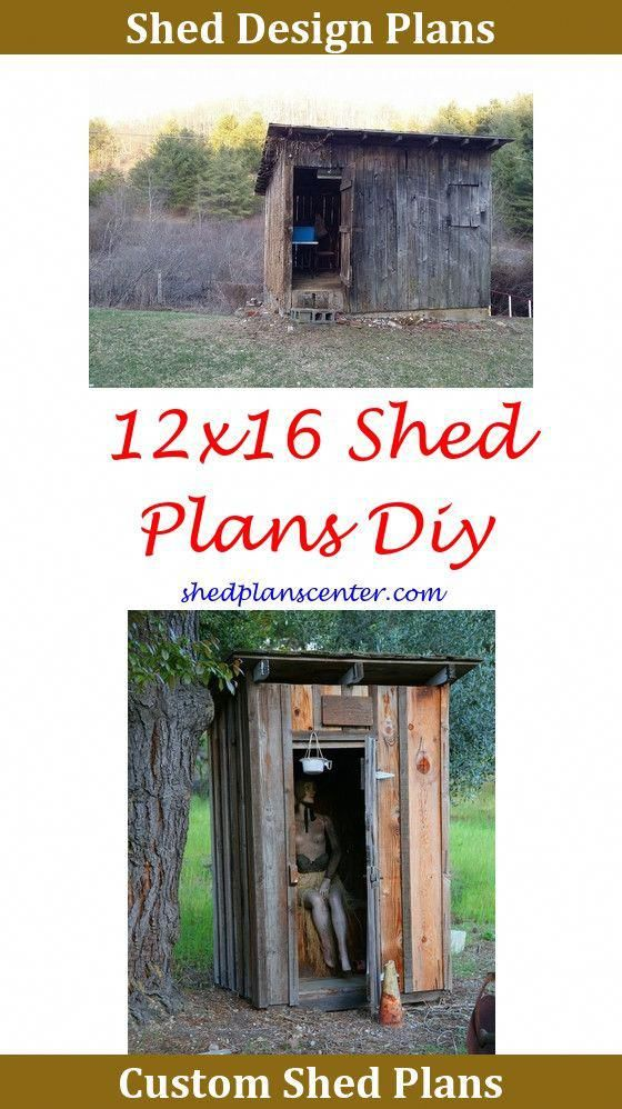 10 X 12 Storage Shed Building Plans Build Playhouses Pinterest
