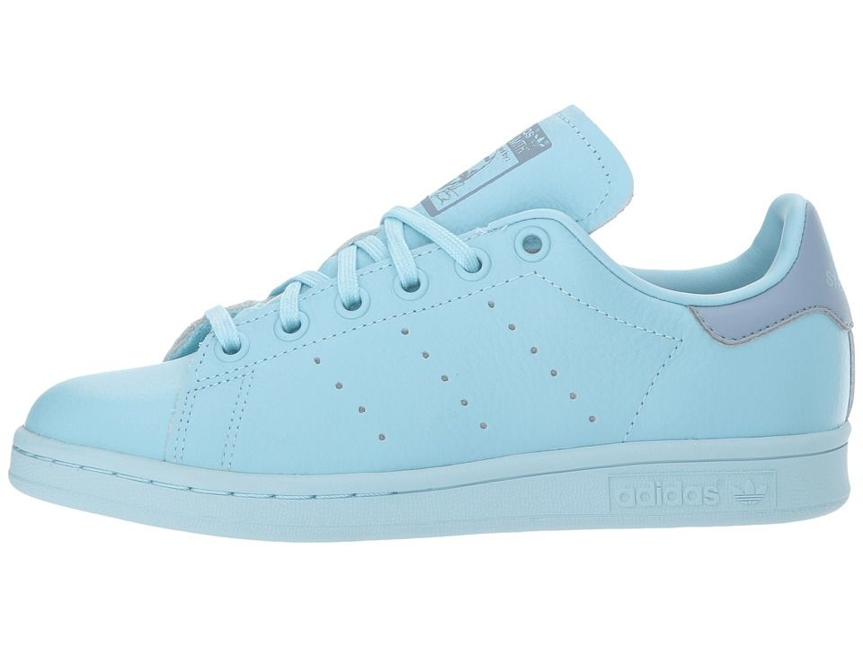 new york a5c8d 09533 adidas Originals Kids Stan Smith (Big Kid) Kids Shoes Icy ...